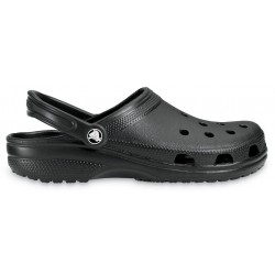 Crocs Classic Black Roomy Fit